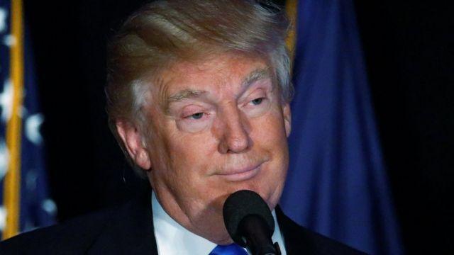 "Umuganga wa Donald Trump yavuze ko uyu mukandida yaba afite ""ubuzima buruta ubw'abandi bamubanjirije"""