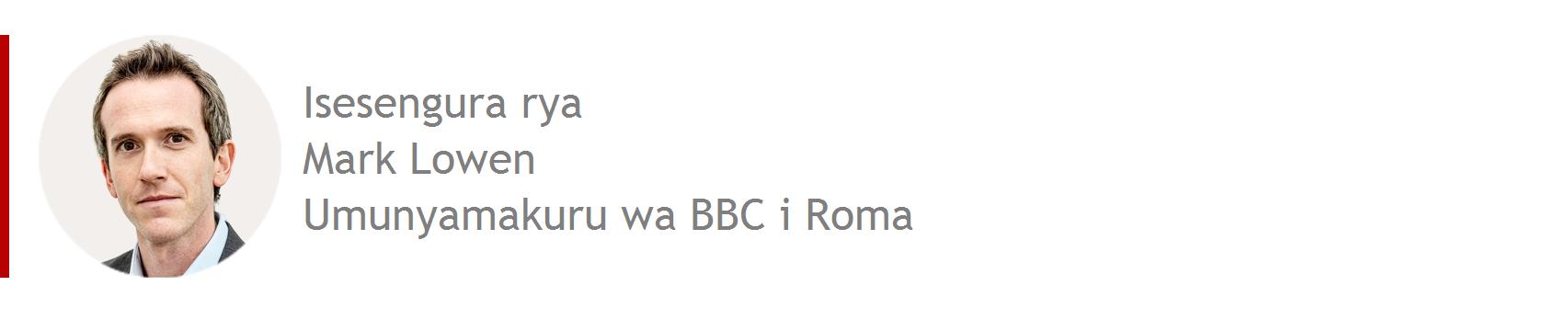Isesengura rya BBC