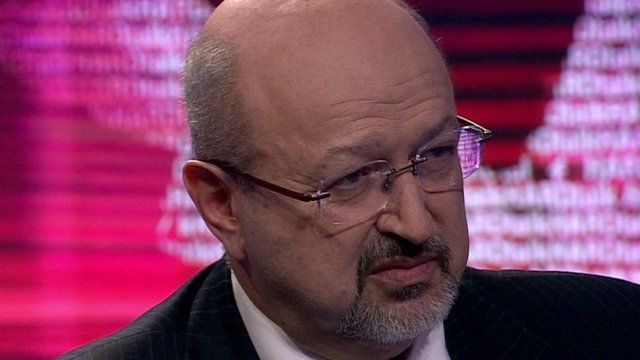 Lamberto Zannier, Secretary General, Organization for Security and Cooperation in Europe