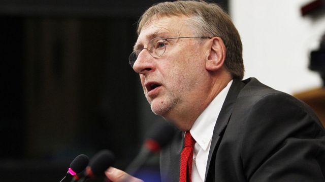 Chủ tịch Ủy ban Thương mại Quốc tế của Nghị viện EU, Bernd Lange