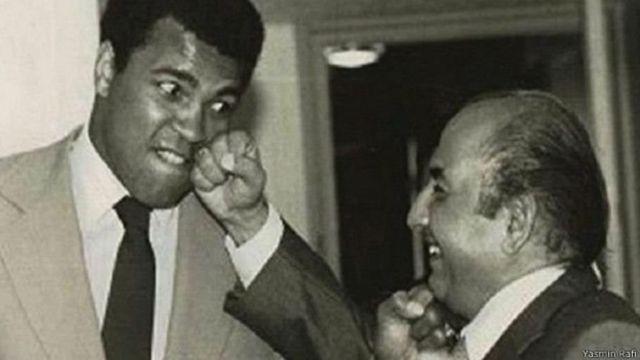 محمد رفیع اور محمد علی