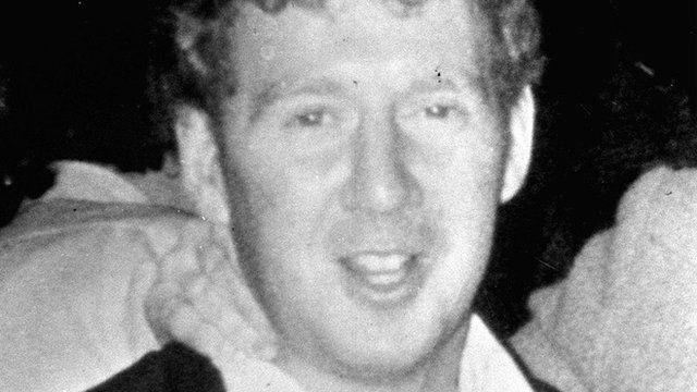 Republican Sam Marshall, who was murdered in Lurgan in 1990