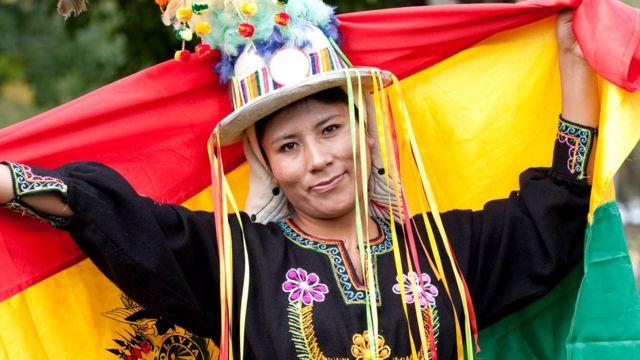 Боливия лидирует в рейтинге самых эмоциональных стран мира (по версии Gallup)