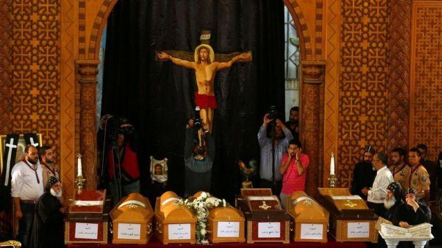 تفجير الكنائس في مصر