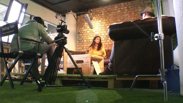 Interview shop