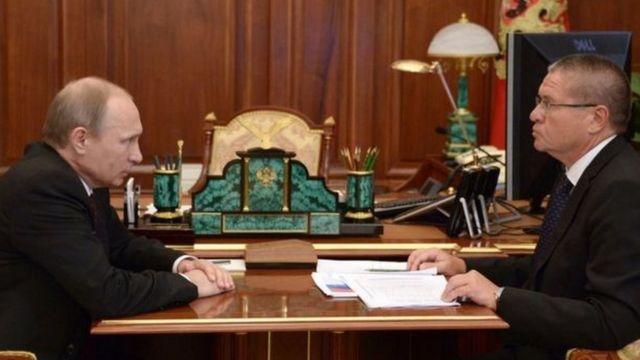 Putin və Ulyukayev