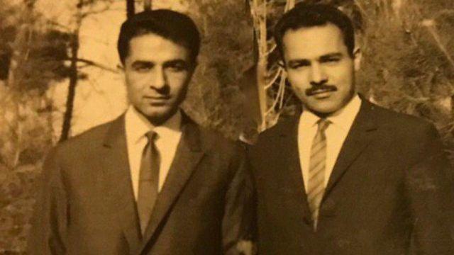 """کاظم سامی و حبیبالله پیمان از چهرههای شاخص جریانی گرایشی از روشنفکری دینی که میتوان از آن با عنوان """"سوسیالیستهای مسلمان"""" و """"چپ اسلامی"""" نام برد"""
