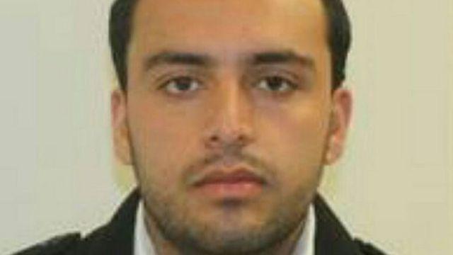 Ahmad Khan Rahami, detendio por la policía
