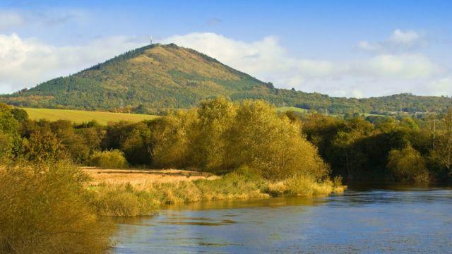 Is Shropshire a UFO sighting hotspot?