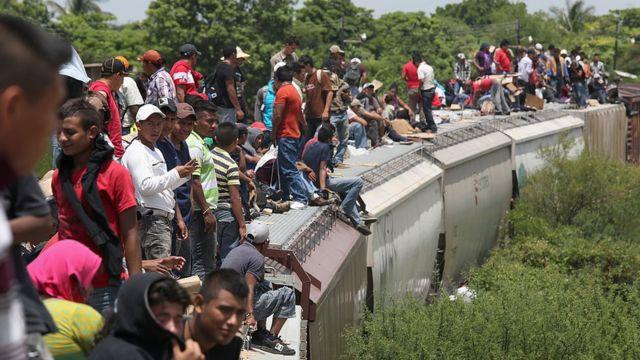 中美洲国家的移民
