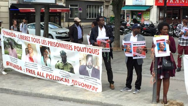 Abigaragambya bumva Kagame atari akwiye gutumirwa mu Bufaransa