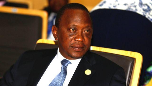 Prezida Uhuru Kenyatta avuga ko abazogerageza kwungukira muri iki kiza bazohanwa bimwe bikomeye