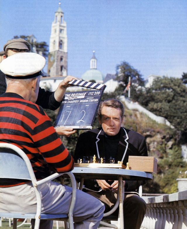 In pictures: The Prisoner at 50