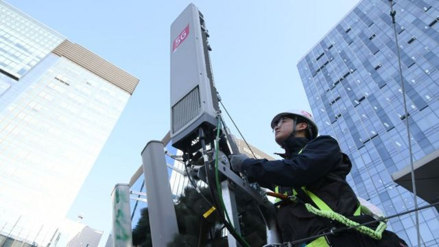 韩国是首个推出商业5G服务的国家。