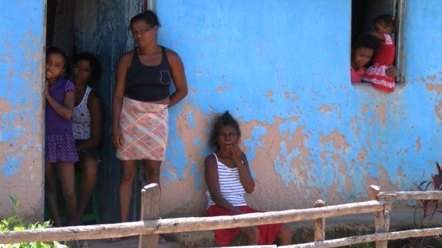 Família em Itamatatiua