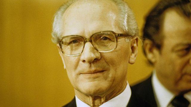 Enrich Honecker