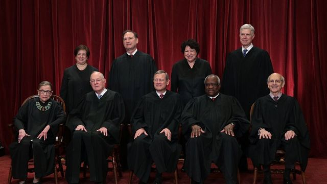Верховный суд США