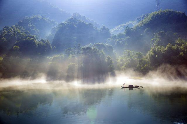 Charming Dongjiang by Jianjun Huang