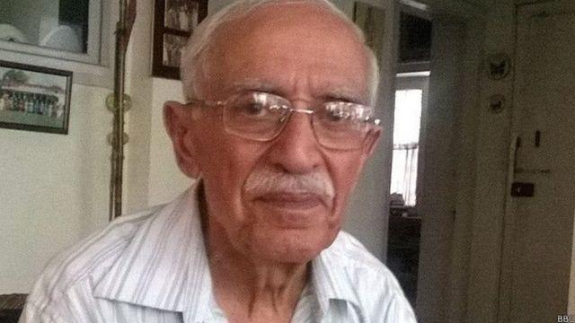 पूर्व थलसेना अध्यक्ष जनरल वीएन शर्मा.
