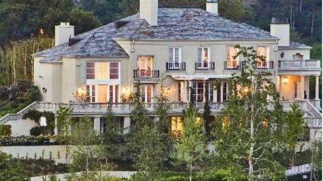 Дом Маска в Лос-Анджелесе