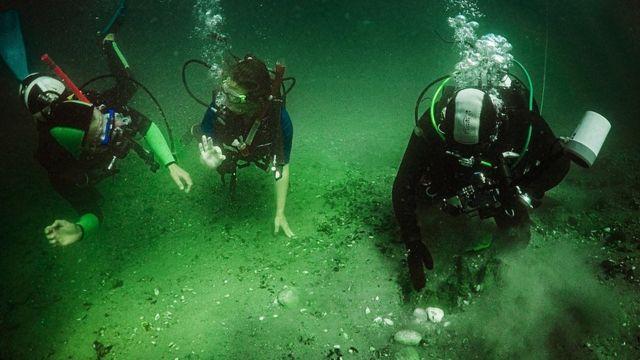 Чорноморська Міжнародна Підводна Археологічна Експедиція ІА НАН