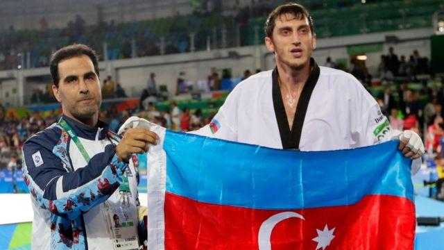 Reza Mehmandoust və Radik İsayev
