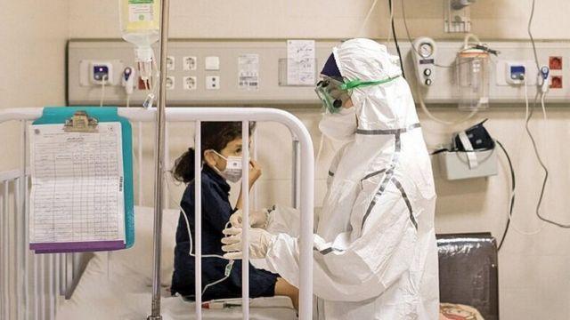 با وجود دربرگیری بیشتر اطفال در سویه جدید آمار مرگ در آنان پایین است