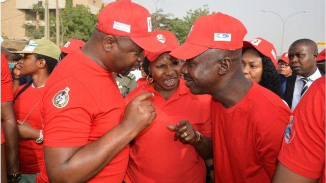 Magu For Walk Against Corruption
