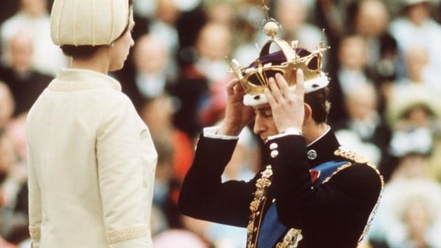 Buckingham Palace event marks Prince of Wales' 50 years