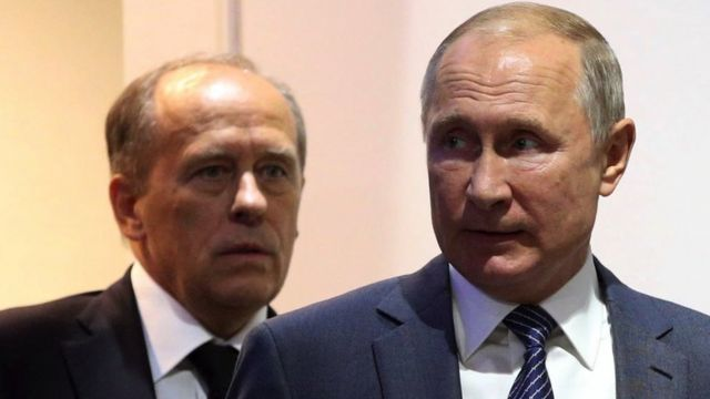 Путін і Бортніков