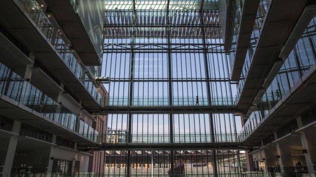 The Francis Crick Institute is the biggest biomedical research institute under one roof in Europe with around 1250 scientists and 250 other staff