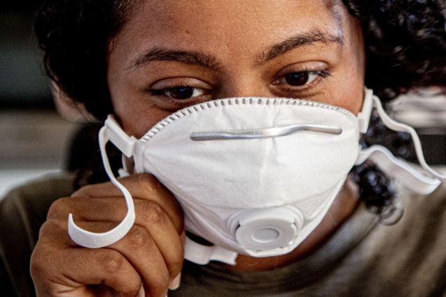 solunum sitemi koruyucu maske
