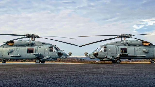 भारत अमरीका से 24 हेलिकॉप्टर खरीदना चाहता है.