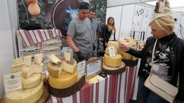 Сир у Львові