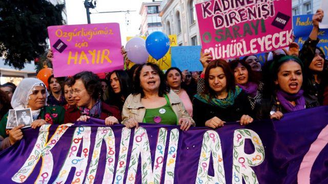 Демонстрация оппозиции