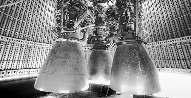 星際飛船原型