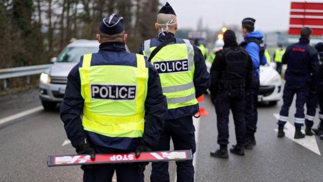 Таких кордонов, как в пандемию, на франко-бельгийской границе не было уже несколько десятилетий