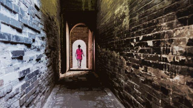 Kadın koridor