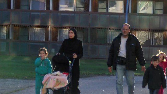 migrants in Slovakia