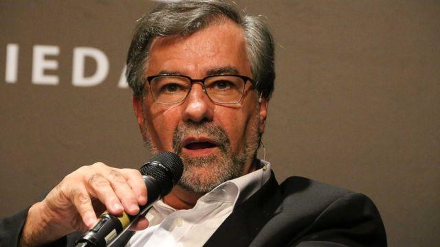 Paulo Artaxo em evento