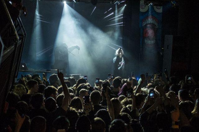 Концерт IC3PEAK в Ростове-на-Дону