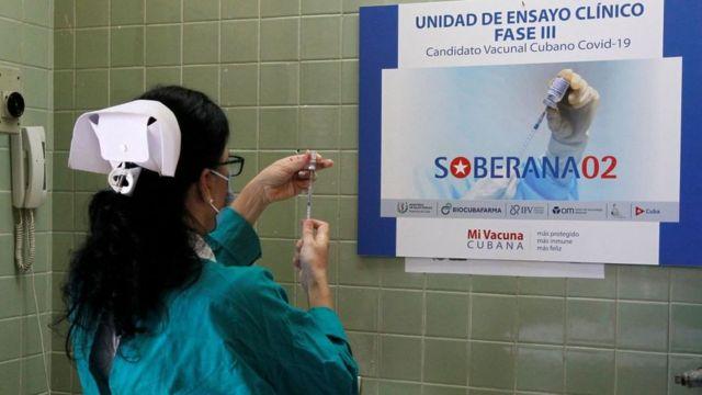 Coronavirus en Cuba: los riesgos del plan para inocular a su población sin  saber si sus vacunas contra el coronavirus son efectivas - BBC News Mundo