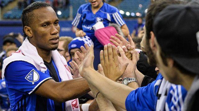 L'ancien buteur de Chelsea, âgé de 38 ans, a permis à Montréal d'atteindre les play-offs en 2015 et en 2016.