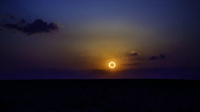 Un Eclipse Hallado En La Biblia Sería El Más Antiguo Jamás Registrado Y Podría Reescribir La Historia Bbc News Mundo