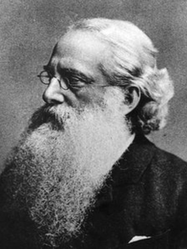 Henry S Olcott (1832-1907), pionero de la teosofía en EE.UU.
