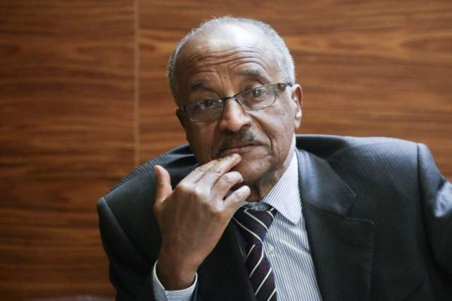 Cismaan Saalax kama uusan hadlin ciidammada Eritrea ee ku sugan gobolka Tigray