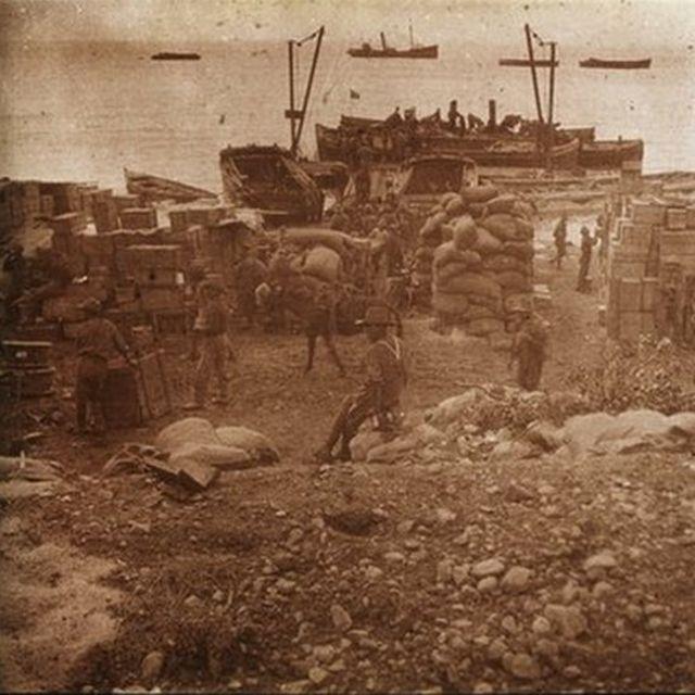 Seddülbahir Çıkarması, Mayıs 1915