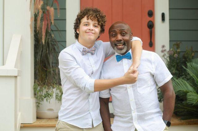 Anthony et Peter