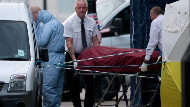 В результате нападения одна женщина скончалась на месте