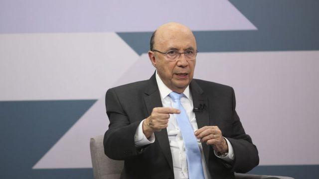 Henrique Meirelles, ex-presidente do Banco Central